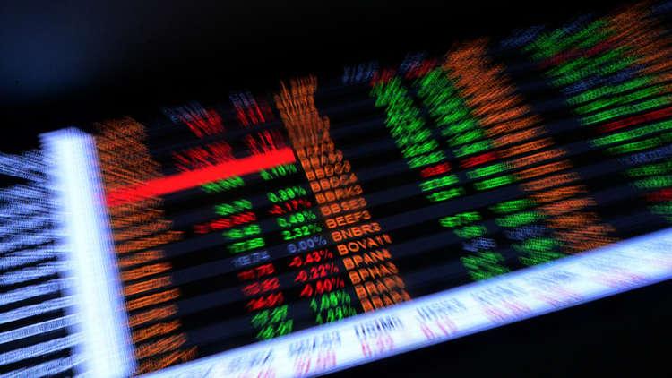 الأسواق العالمية تنهي 2017 على مكاسب قوية والروبل  يتعزز