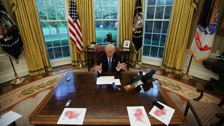 واشنطن بوست: ترامب غير موقفه من السعودية