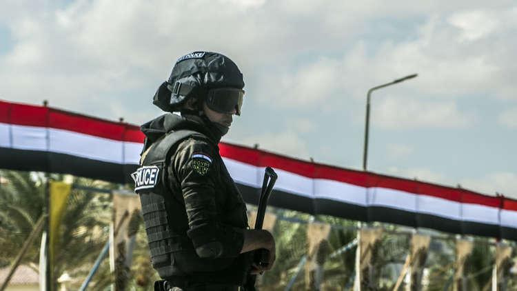 الداخلية المصرية: مقتل 3 عناصر من