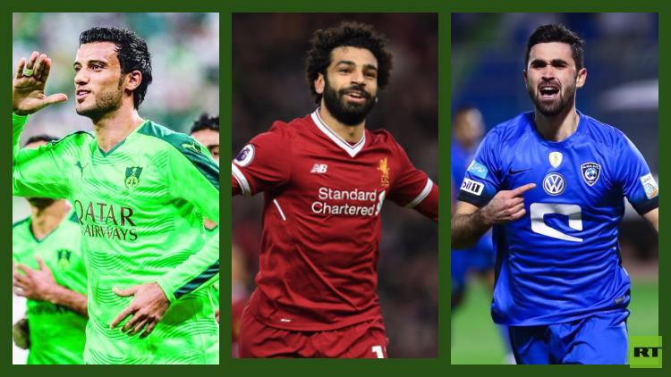 الإعلان عن الفائز بجائزة أفضل لاعب عربي لعام 2017