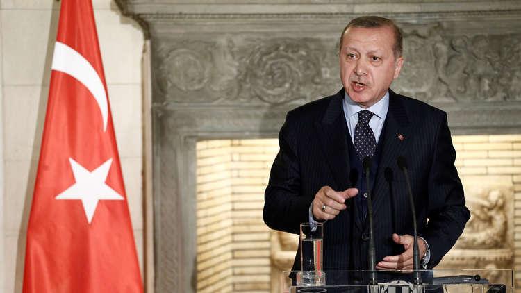 أردوغان: تهديدات ضخمة و