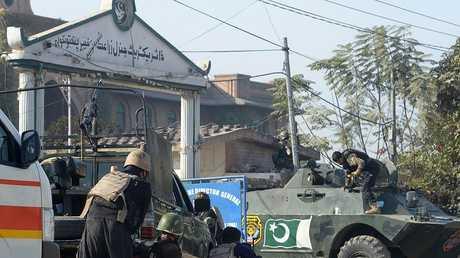 بيشاور، باكستان