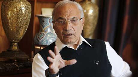 أحمد شفيق (صورة أرشيفية)