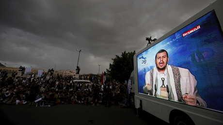 """زعيم جماعة """"أنصار الله"""" عبد الملك الحوثي"""