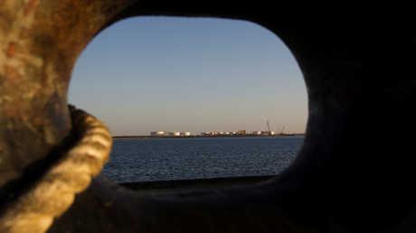 ميناء تشابهار الإيراني