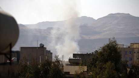 معارك بين الحوثيين وأنصار الرئيس السابق علي عبد الله صالح في العاصمة اليمنية صنعاء