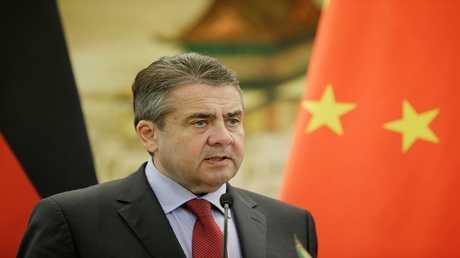 وزير الخارجية الألماني، زيغمار غابرييل