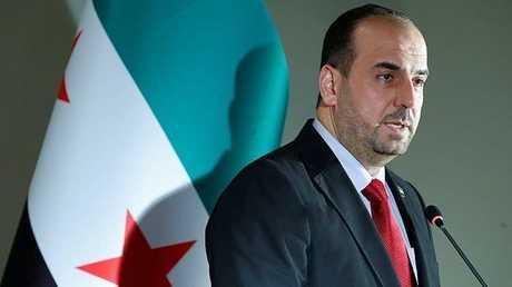 رئيس وفد المعارضة السورية إلى مفاوضات جنيف، نصر الحريري