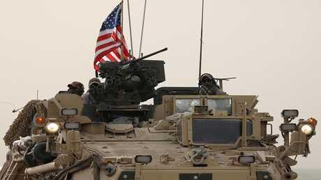 عناصر من القوات الأمريكية - أرشيف -