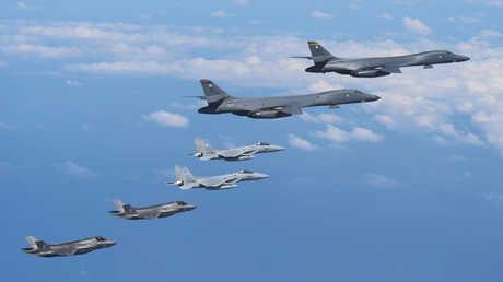 قاذفات قنابل استراتيجية أمريكية