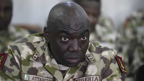 """إبراهيم الطاهر، قائد العمليات السابق ضد """"بوكو حرام"""" في نيجيريا"""