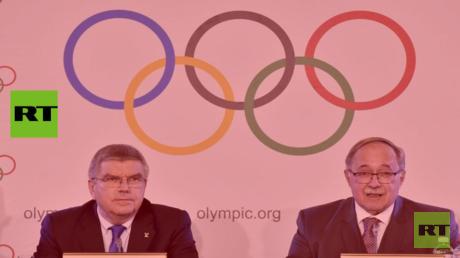 الألعاب الأولمبية وجدل التدخل السياسي
