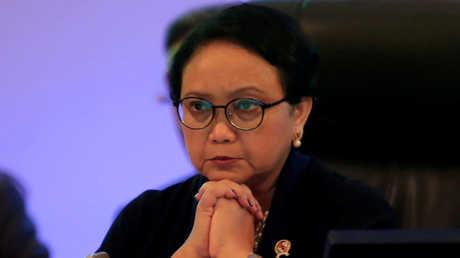 وزيرة خارجية إندونيسيا، ريتنو مارسودي