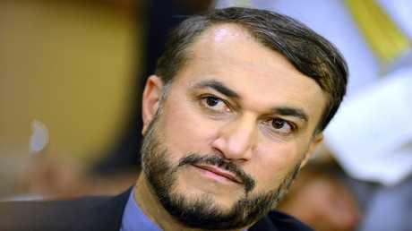 حسين أمير عبد اللهيان، نائب وزير الخارجية الإيراني للشؤون العربية والإفريقية