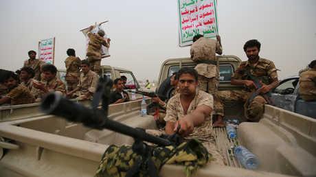 مسلحون من جماعة الحوثي