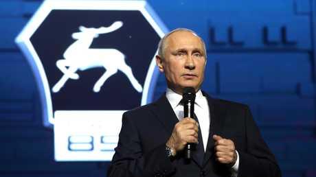 فلاديمير بوتين يعلن عن نيته للترشخ في الانتخابات الرئاسية المقبلة