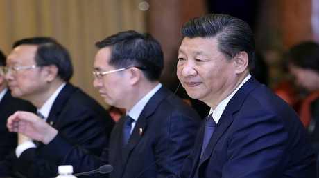 الرئيس الصيني، شي جين بينغ