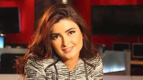 المذيعة الأردنية علا الفارس