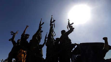 مسلحون حوثيون.. صورة أرشيفية