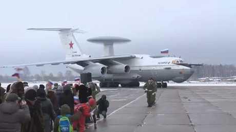 بـدء عودة عناصـر القوات الروسية إلى قواعدها في روسيا