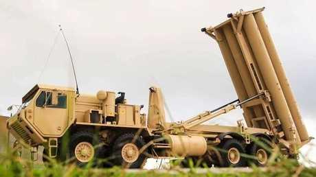منظومة صواريخ ( ثاد) الأمريكية للدفاع الجوي