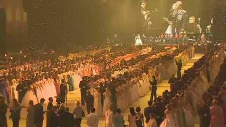 الكرملين يحتفل بأبطال الوطن والدستور