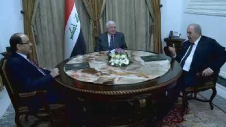 الرئاسة العراقية: حل الخلافات بالحوار