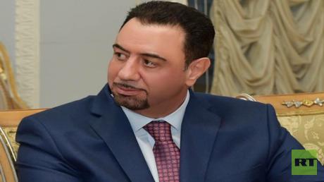 المدير التنفيذي لمجلس الأعمال الروسي-السوري، الدكتور لؤي يوسف