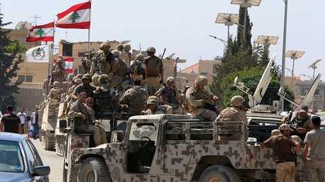 قوات الجيش اللبناني - أرشيف