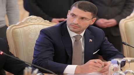 رئيس فريق الاتصال الروسي في ليبيا ليف دينغوف