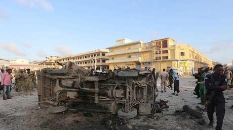 مقديشو، الصومال، أرشيف