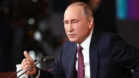 بوتين واثق من التحضير الجيد لمونديال 2018