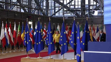 قمة الاتحاد الأوروبي في بروكسل