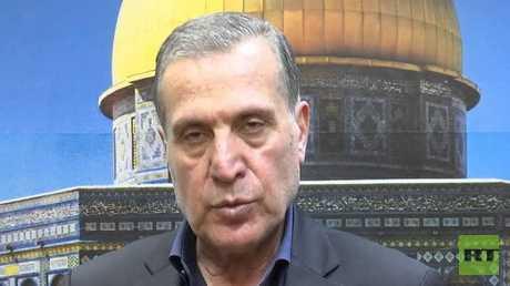 نبيل أبو ردينة الناطق باسم الرئاسة الفلسطينية