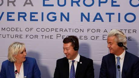 قادة اليمين الأوروبي يجتمعون في براغ لتنسيق سياستهم ضد الهجرة