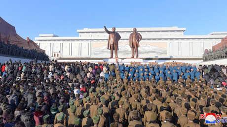 كوريا الشمالية تحيي ذكرى وفاة زعيمها السابق كيم جونغ إل