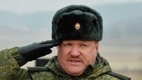 أرشيف - الضابط الروسي الراحل فاليري أسابوف