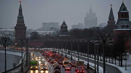 الكرملين - العاصمة الروسية موسكو