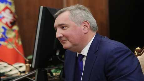 دميتري روغوزين، نائب رئيس الوزراء الروسي