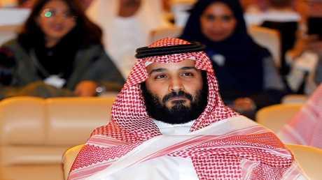 ولي العهد السعودي الأمير محمد بن سلمان، الرياض، المملكة العربية السعودية 24 أكتوبر 2017