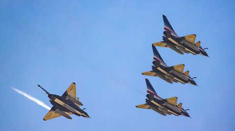 الطيران الحربي الصيني