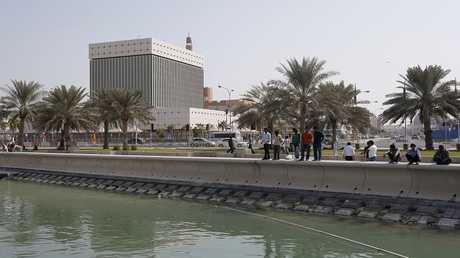 مبنى البنك المركزي القطري