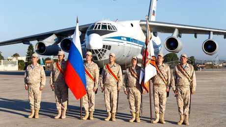 القوات الروسية تستعد للخروج من سوريا