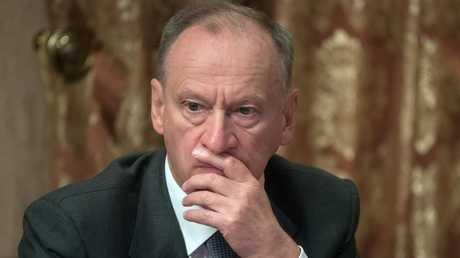 الأمين العام لمجلس الأمن الروسي، نيكولاي باتروشيف