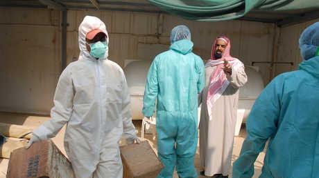 رصد حالات انفلونزا الطيور في السعودية