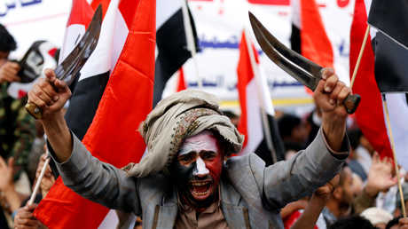 مواطن يمني من أنصار صالح