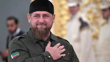 الرئيس الشيشاني، رمضان قديروف