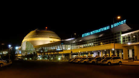 مطار أستانا
