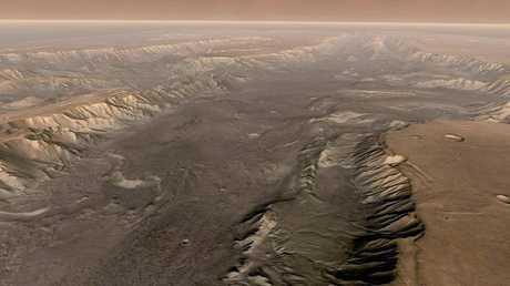 وأخيرا .. العلماء يفسرون سبب عدم وجود حياة على المريخ