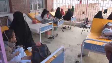 الكوليرا يصيب مليون يمني